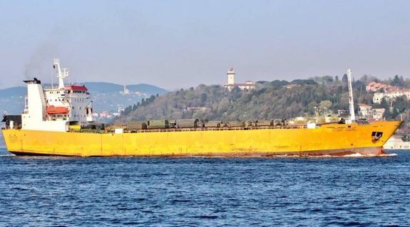 Комплексы ПВО С-300 для Сирии уже доставлены в Тартус