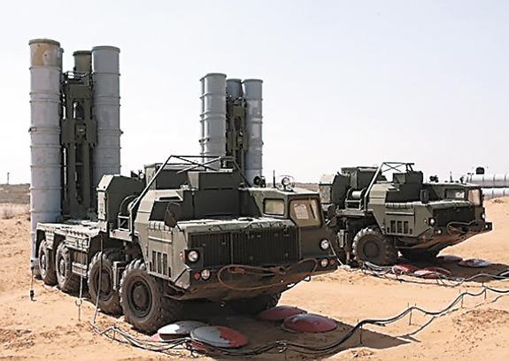 Израиль очень беспокоят сирийские С-300