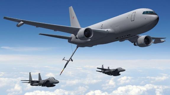 У новейшего самолета-заправщика ВВС США выявили критические неполадки