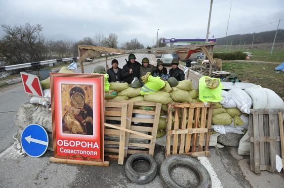 Крымского ополченца будут судить на Украине за госизмену