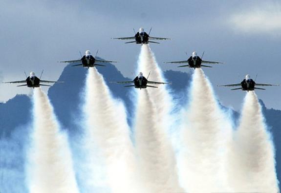В авиации ВМС США зафиксировано двукратное увеличение числа происшествий