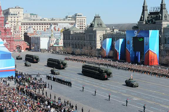 Чем будем пугать мир на параде Победы 9 Мая