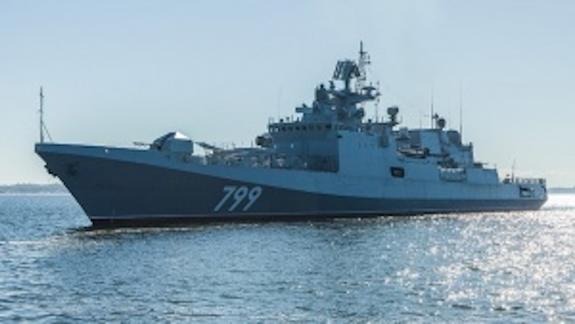 В 3-м квартале Черноморский флот получит фрегат «Адмирал Макаров»