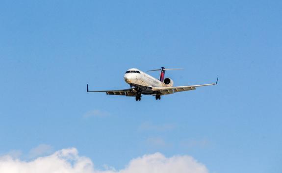 Самолет не смог взлететь в аэропорту Пулково