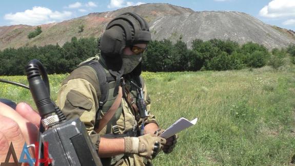 Военнослужащие ДНР блокировали продвижение ВСУ к Горловке