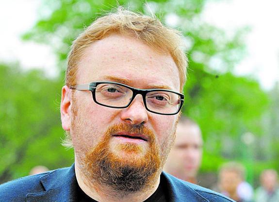 Виталий Милонов: закрывайте храм, запрещайте съемку!