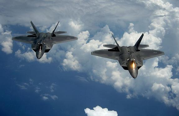 F-22 лишился превосходства над российскими самолетами