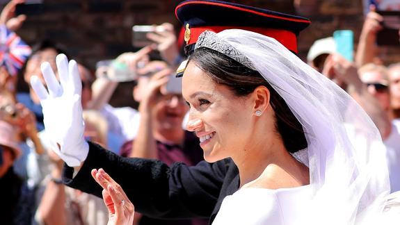 Меган Маркл стала герцогиней и получила собственный герб
