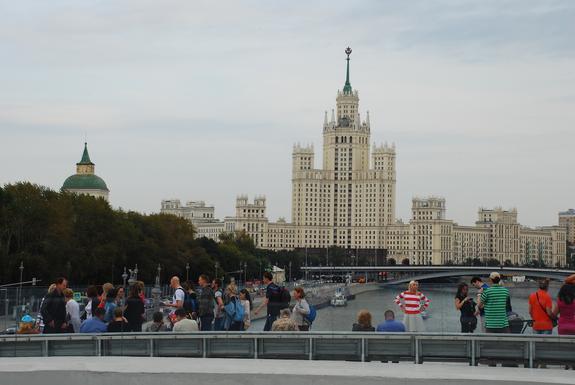 Атмосферное давление в Москве побило очередной рекорд