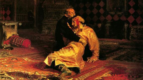 В Третьяковке назвали размер ущерба от повреждения картины Репина