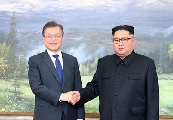 Мун Чжэ Ин сообщил, что Дональд Трамп хочет положить конец вражде с КНДР