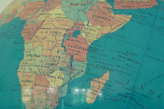 Россия идёт в республику Конго с военным контрактом