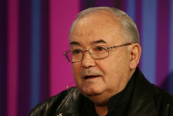 Народный артист Всеволод Шиловский отмечает 80-летний юбилей