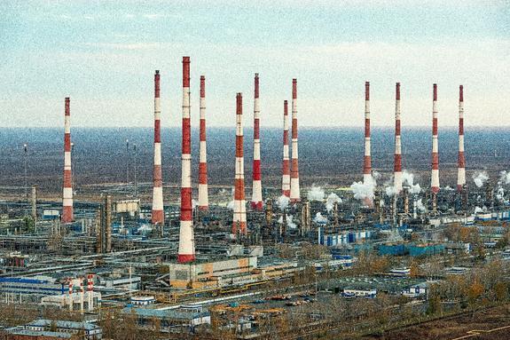 Российская промышленность на пороге кризиса