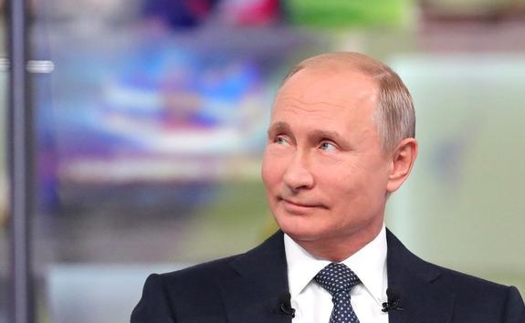 Путин ответил на вопросы по итогам прямой линии