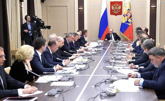 В России появится  должность заместителя президента?