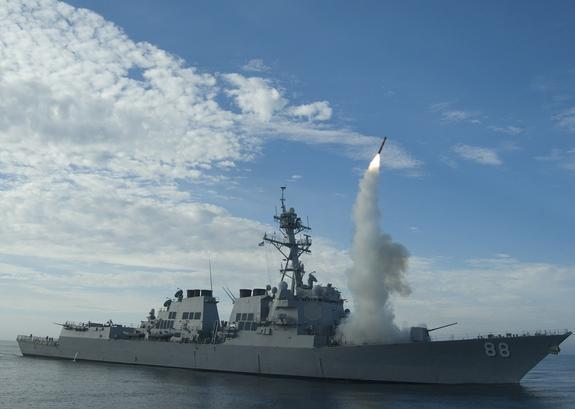 Стала известна настоящая цель ракетных ударов США по Сирии