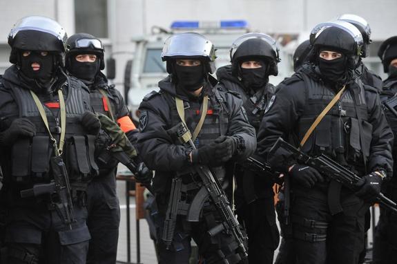 Как нас будут охранять во время Чемпионата мира