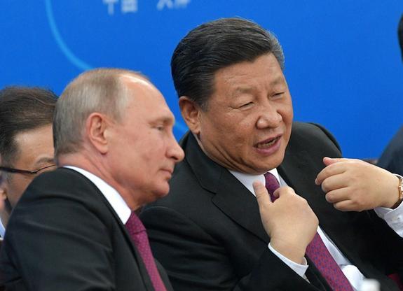 Председатель КНР пожелал сборной России по футболу удачи на матчах