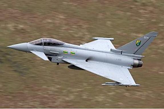ВВС Великобритании нанесли удар по  сирийской армии в провинции Хомс