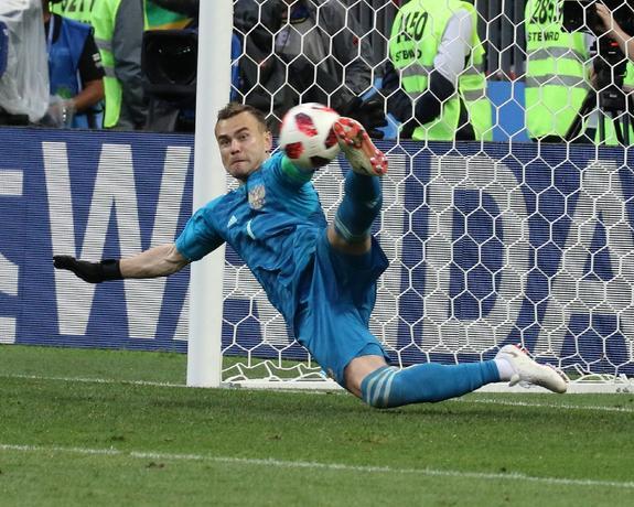 Эксперты прокомментировали победу России над сборной Испании