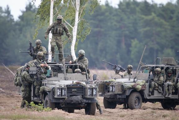 Территорию России восточнее Урала признали беззащитной перед вторжением США