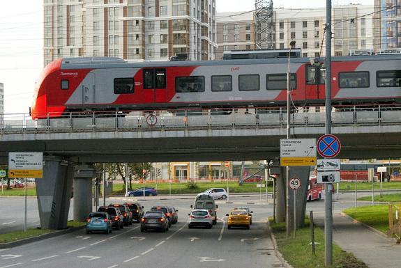 Пригородные поезда станут бесплатными для пенсионеров и льготников МО