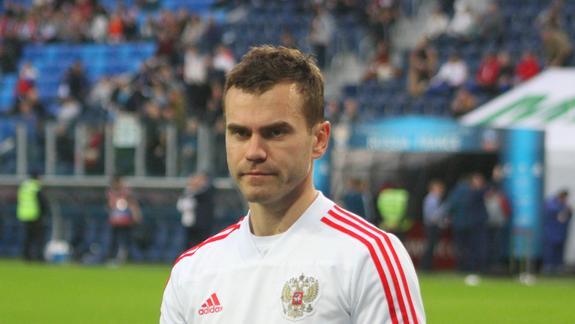 Акинфеев рассказал о подготовке к матчу с Испанией