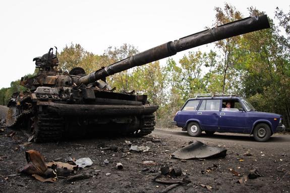 Стали известны виновные в развязывании гражданской войны на Украине