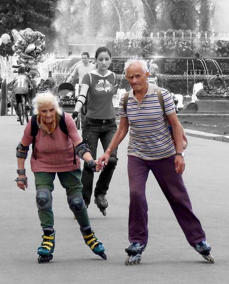 Чтобы молодость знала, чтобы старость могла