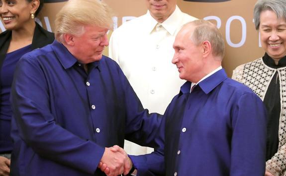 Эксперт прокомментировал предстоящую встречу Путина и Трампа