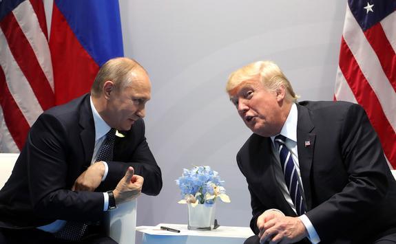 Словно три богатыря: Путин, Трамп и Ким Чен Ын