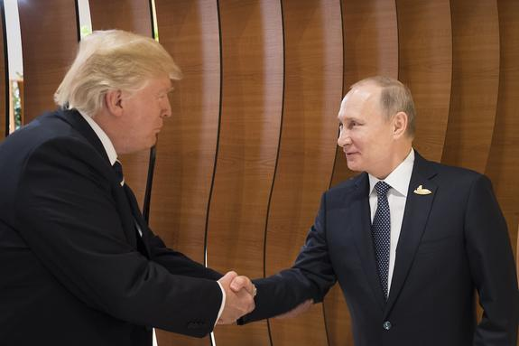 Саммит Путин– Трамп: предметы для торга