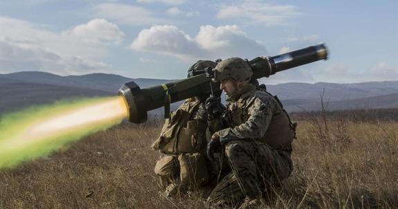 Украина жалуется на бракованные американские Javelin