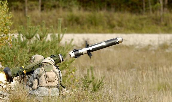 Военный эксперт объяснил, почему США поставили Киеву старые Javelin