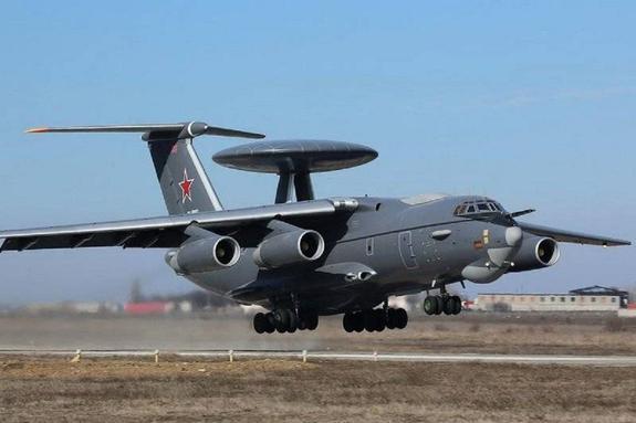 В России начались испытания новейшего «летающего радара»