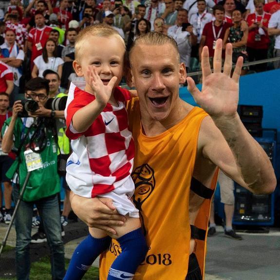 За это видео защитника сборной Хорватии Домагоя Виду могут отстранить от игр