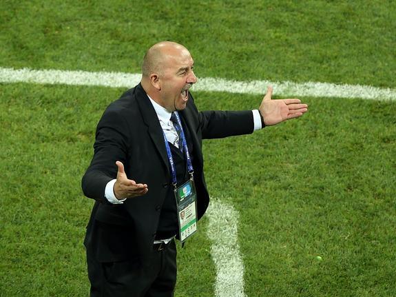 Черчесов назвал главное достижение сборной на чемпионате мира