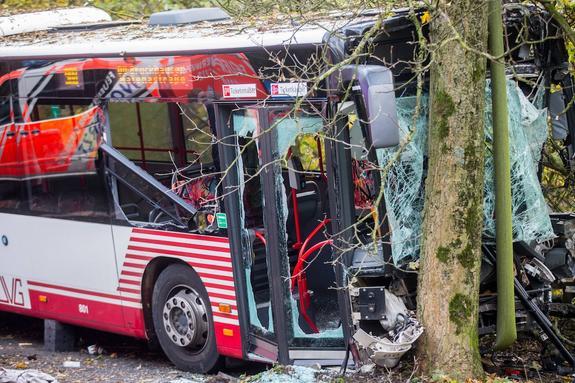 В Румынии попал в аварию автобус с детьми из Белоруссии