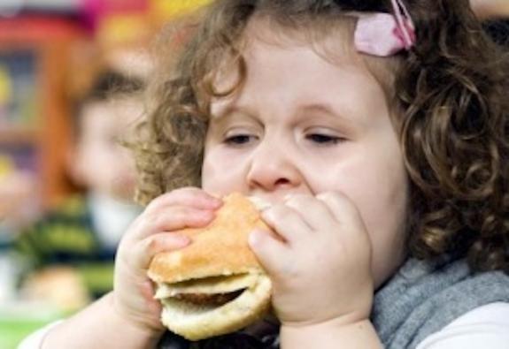 В Крыму 30% детей страдают ожирением