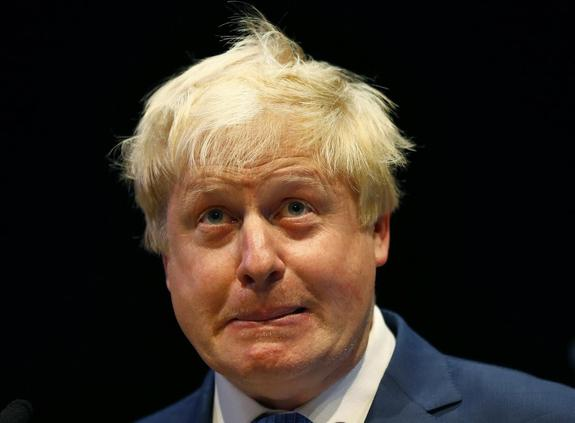 Глава МИД Великобритании Борис Джонсон ушел в отставку