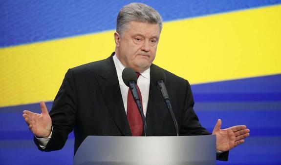 """""""Северный поток-2"""" ослабляет Украину, заявил Порошенко"""
