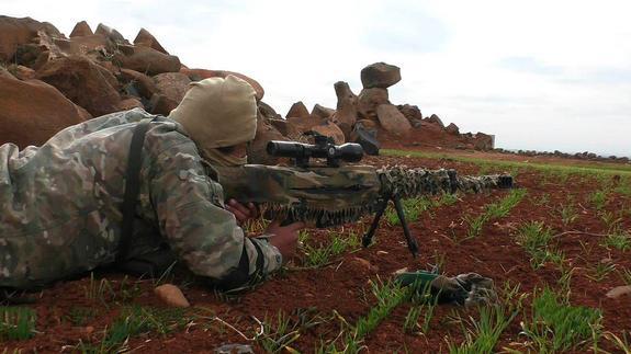 Затаившиеся в сирийском Хомсе джихадисты приготовились атаковать военных РФ