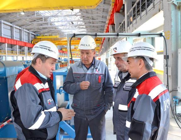 ВгАЗ готовится к запуску новых производственных мощностей