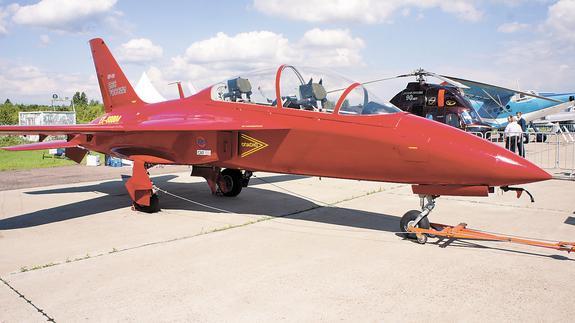 Смоленск с авиационным уклоном