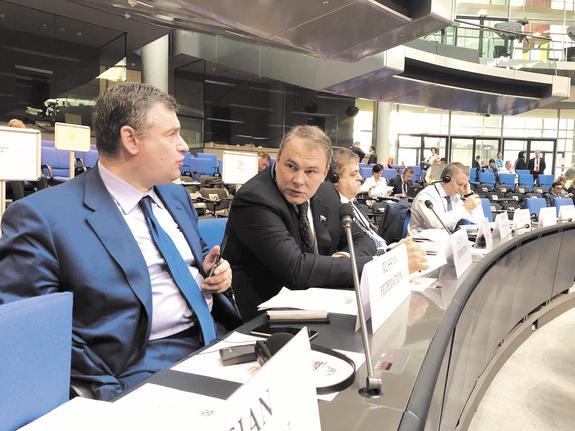 У председателя Парламентской ассамблеи ОБСЕ есть воля к диалогу