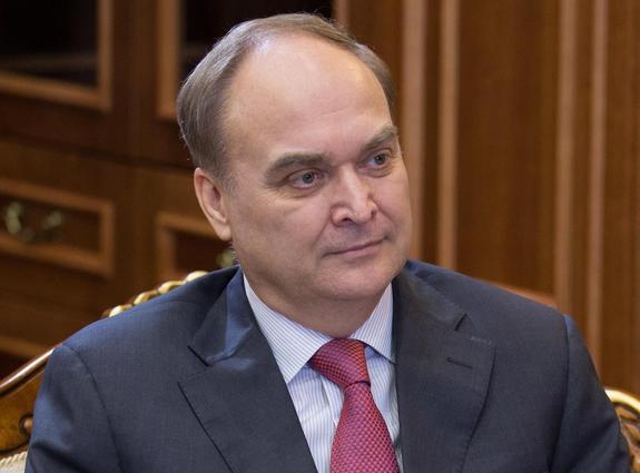 Антонов: РФ хочет, чтобы США предъявили доказательства вмешательства в выборы