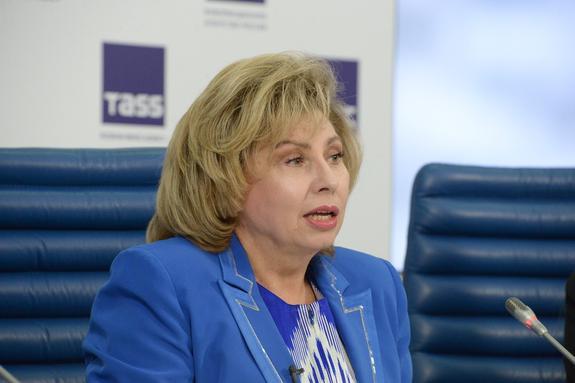 Москалькова высказалась о преследовании властями США Марии Бутиной