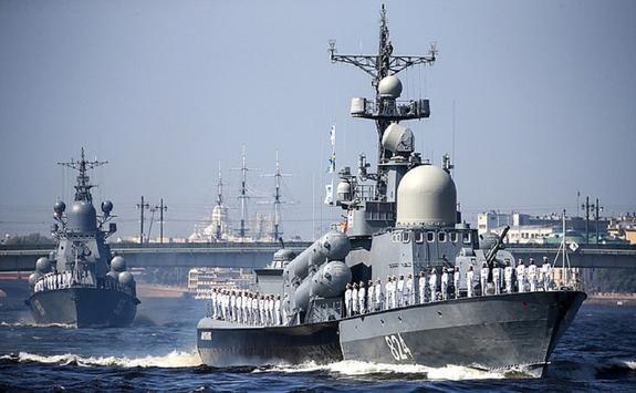 Владимир Путин сообщил о поступлении новых кораблей в ВМФ
