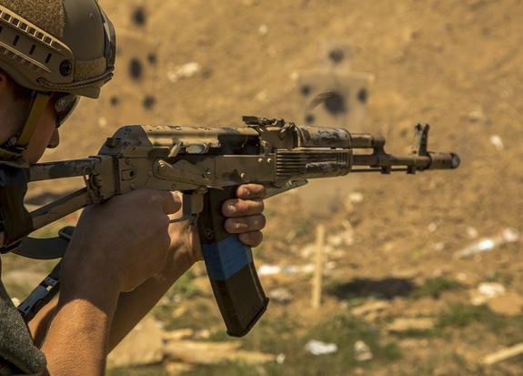 ВСУ размещают в Донбассе запрещенное вооружение, заявили в ЛНР